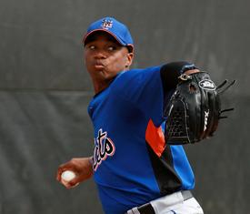 El Duke en los Mets