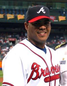Brayan Pena en Atlanta