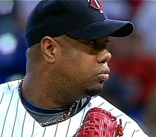 Livan Frente a Boston