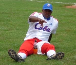 Dayan Viciedo Cuba Juvenil
